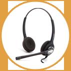 מערכת ראש מקצועית לטלפון / מחשב דגם KJ360