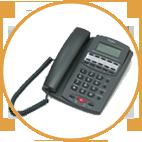 TEL 27 טלפון אנלוגי מתקדם לעסקים עם שיחה מזוהה