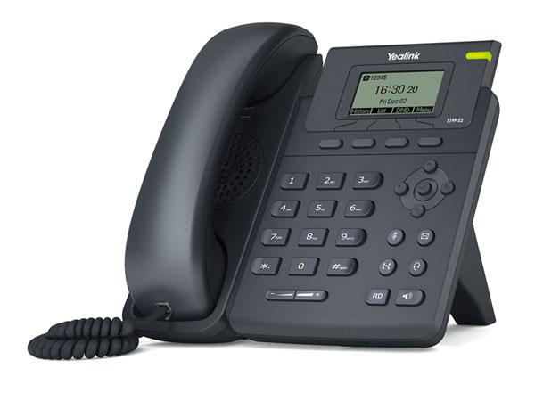 טלפון IP SIP-T19P, לויקום תקשורת