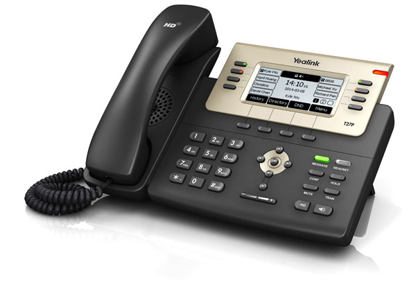 טלפון IP SIP-T27G, לויקום תקשורת