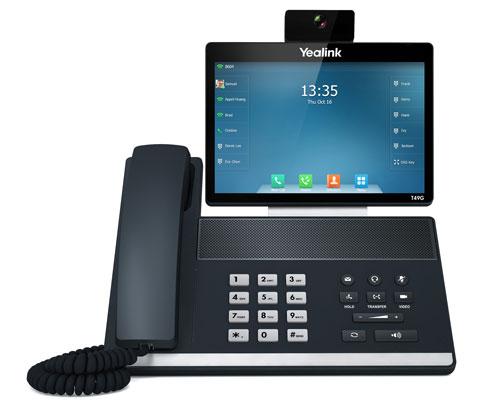 טלפוני IP לעסקים, לויקום תקשורת sip vp-t49g