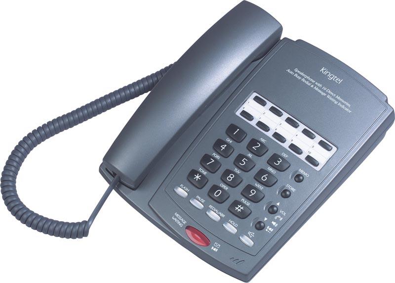 טלפון אנלוגי TEL 11 משווק על ידי לויקום תקשורת