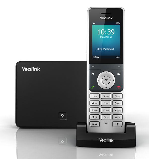 DECT Phone W56P - טלפוני IP, לויקום תקשורת