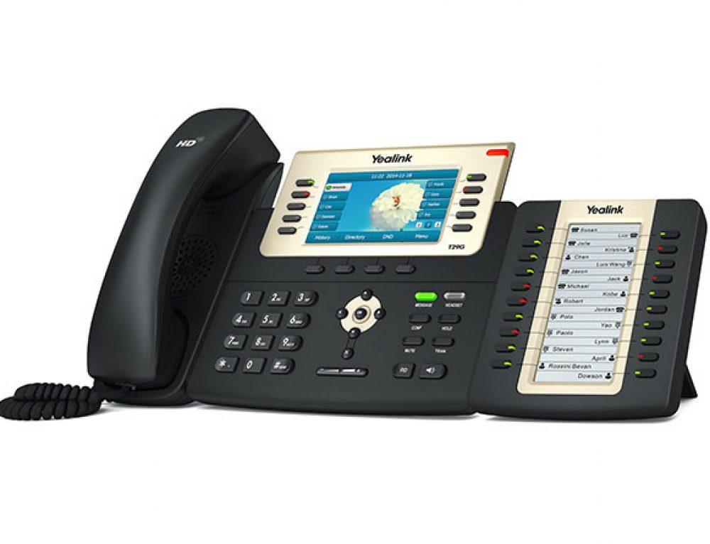 יחידות הרחבה לטלפון IP