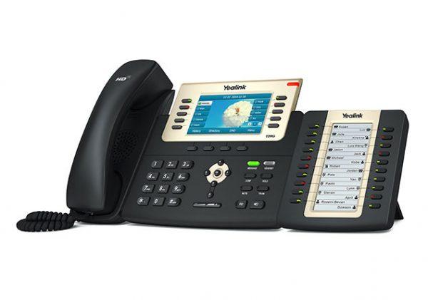 יחודות הרחבה לטלפוני IP