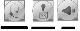 מפרט תמיכה טלפון אנלוגי TEL 11