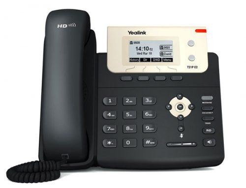 טלפון SIP-T21P E2 IP